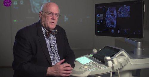 Voluson e4D and eSTIC Education video featuring Dr. DeVore