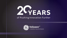 Images to remember. Stories you won't forget. Find out how Voluson™ is celebrating a major milestone.
