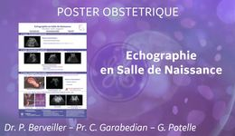 Echo Salle Naissance Poster Obst FR
